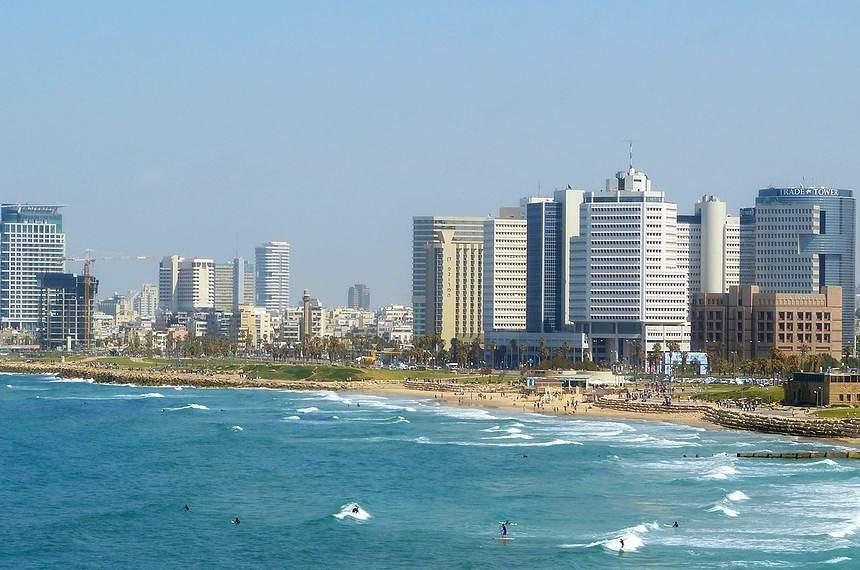 Пляжный отдых в израиле сразу на трех